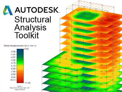 logo autodesk structural analisys toolkit
